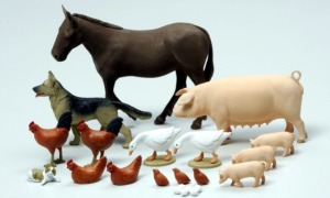 Miniaturas de animales